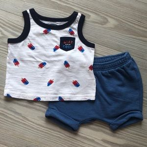 ⭐️Old Navy 0-3 Month Outfit